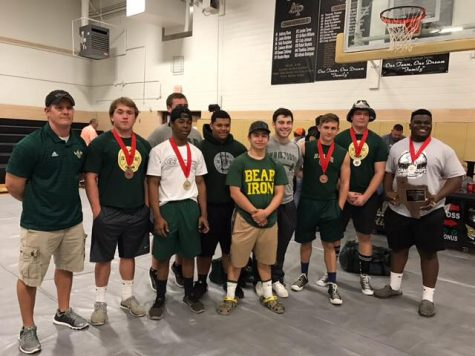 Powerlifters qualify for State