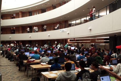 Computer Science competes at Code Wars