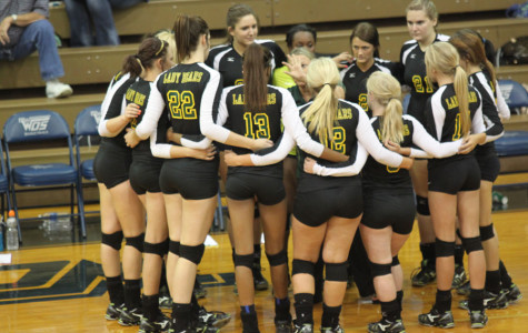 Lady Bear Volleyball Prepares for District Play
