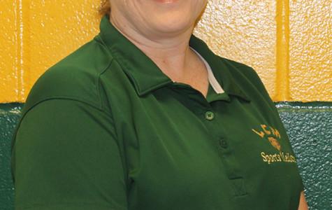 Sheri Hoffpauir puts in many long hours as the LCM High School trainer.
