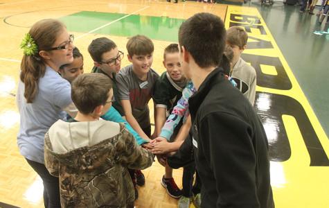 Students Help at LCI Extravaganza