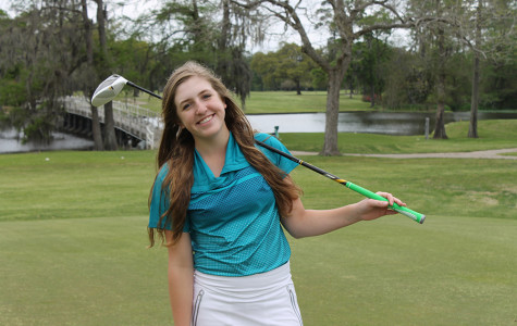 Sophomore Golfer Advances to State Meet