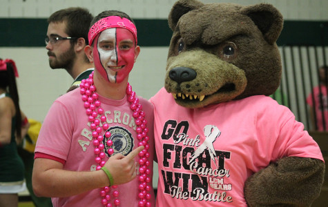 """Bears show """"Pink Out"""" pride"""