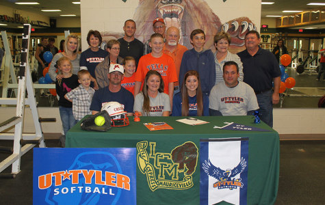 Mikaela Stegall signs with UT Tyler
