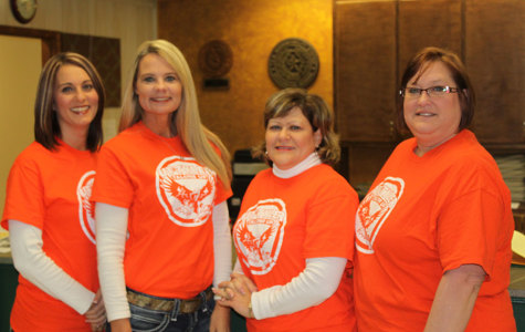 Faculty Shows Support For UT Tyler and Mikaela Stegall