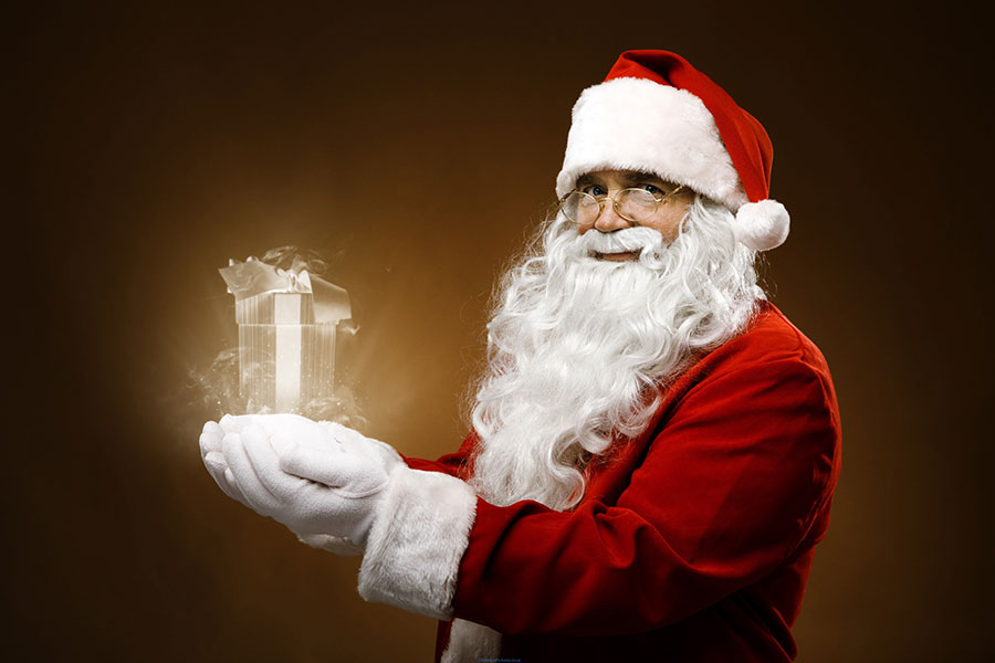 Many+people+around+the+world+debate+the+true+origins+of+Santa+Claus.+