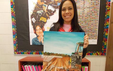 Art Students Win Big in HLSR Contest