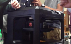 School Receives 3D Printer for STEM Courses