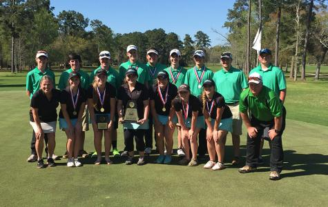 Golf Teams Advance to Regionals