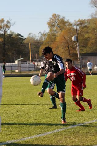 JV Boys Soccer vs. Splendora