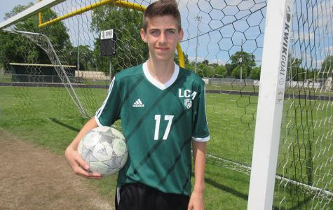 Freshman Soccer Player Makes Big Moves