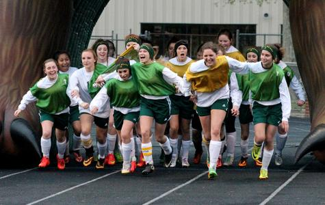 Lady Bear Soccer Gears up for Playoffs