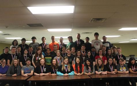 UIL Academic Team Claims District Championship
