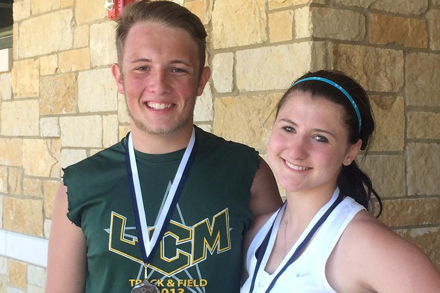 Chris+Schilz+and+Chelsea+Dickert+will+compete+at+the+Regional+Tennis+Tournament+next+week.+