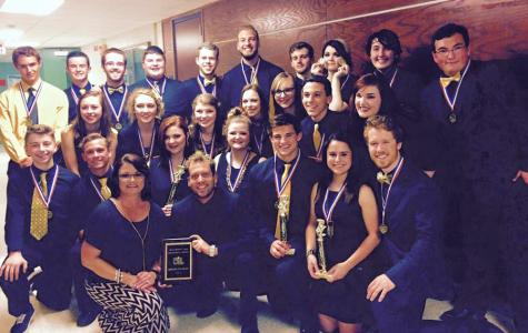 One Act Play Claims Area Championship