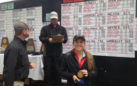 Lady Bear Golf Competes at State Meet