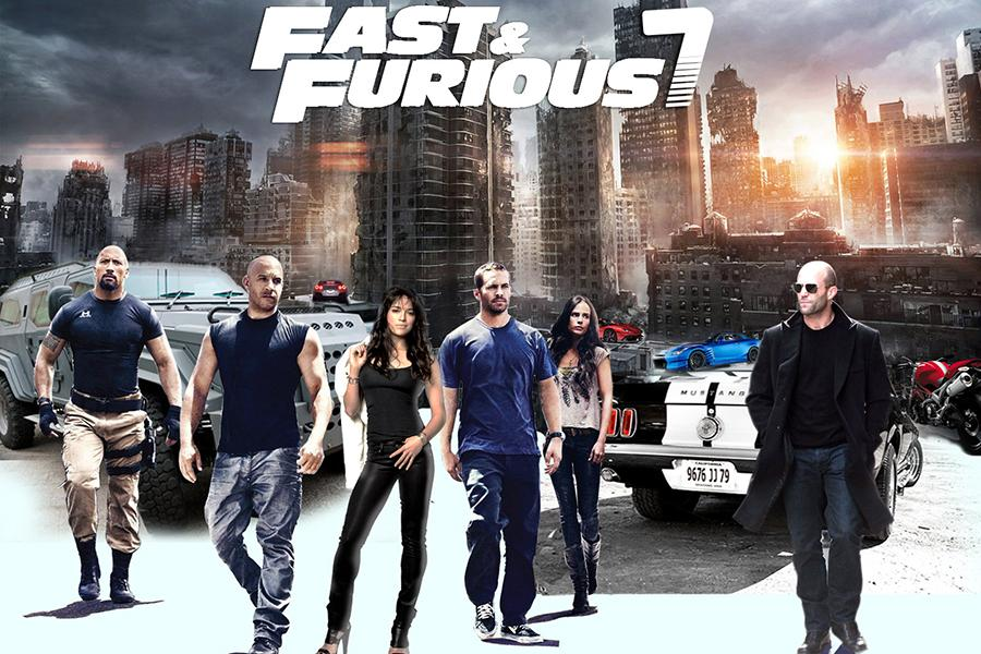 Fast+and+Furious+7+is+now+playing+in+theaters.+