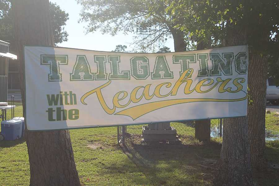 The annual Tailgate with the Teachers is a way for parents to meet their child's teachers in a fun and relaxed way.