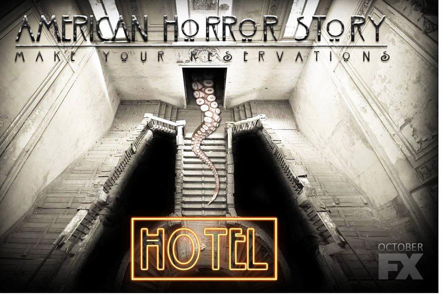 American Horror Story Hotel will premier on October 7.