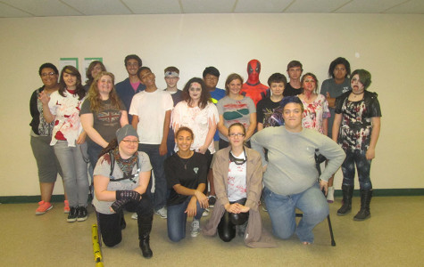 Anime Club Hosts Halloween Movie Night