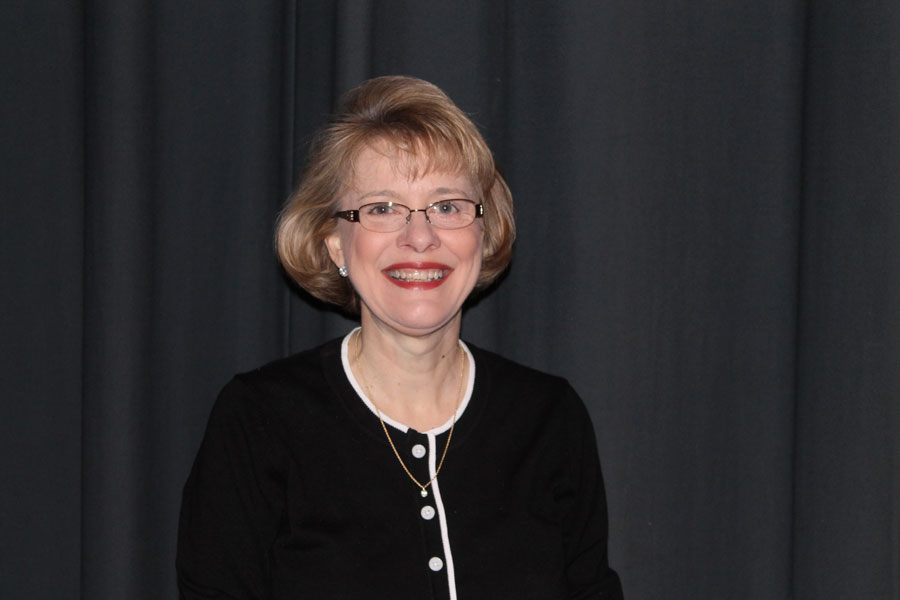 Dr. Terri Estes is currently in her eighth year as LCM High School Principal.