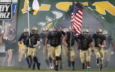 LCM to Battle Huffman for Playoff Spot