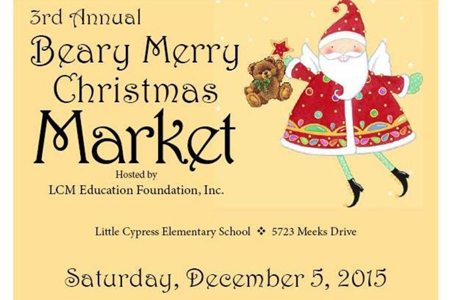 The+Very+Beary+Christmas+Market+is+an+annual+event.+