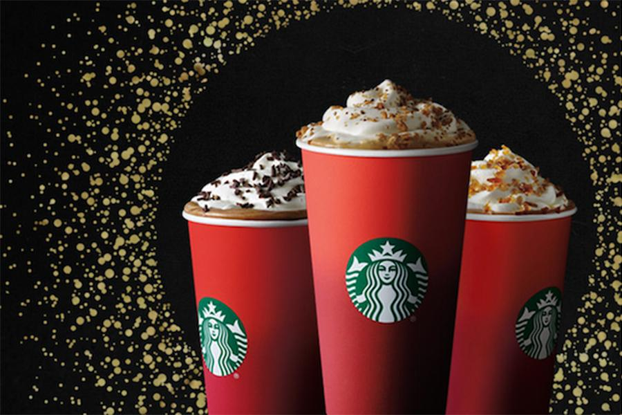 The red cup has become quite a big deal on social media in the past week.
