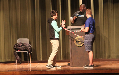School Hosts Winning Edge Assembly