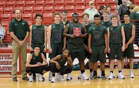 JV Bears Win Varsity Tournament