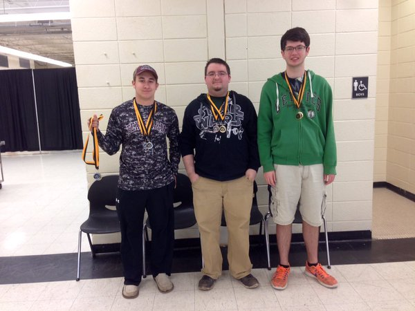 The Number Sense team brought home first place at the Nederland UIL meet.