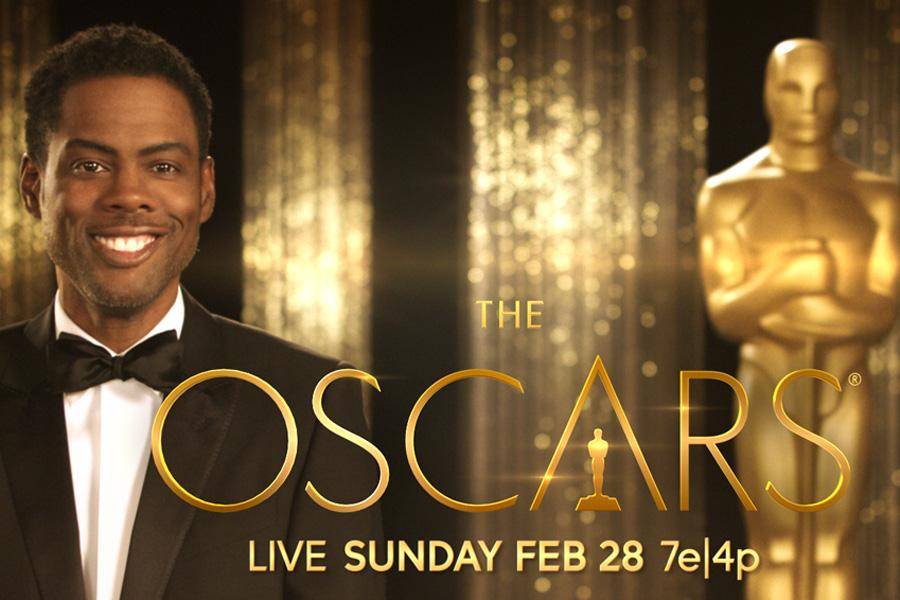 Chris Rock will host this year's Academy Awards.