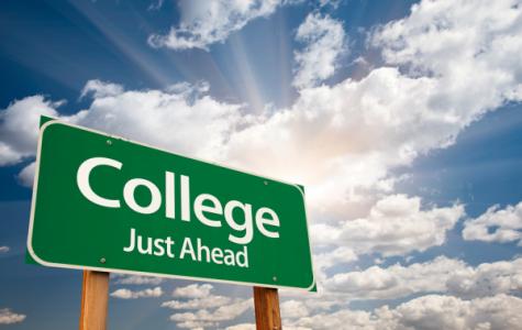 Former graduates help seniors prepare for college