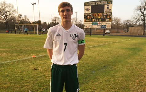 Senior Soccer Captain Leads the Way