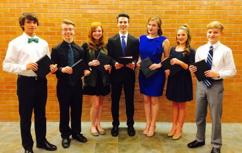 Academic Team Wins Sweepstakes Again