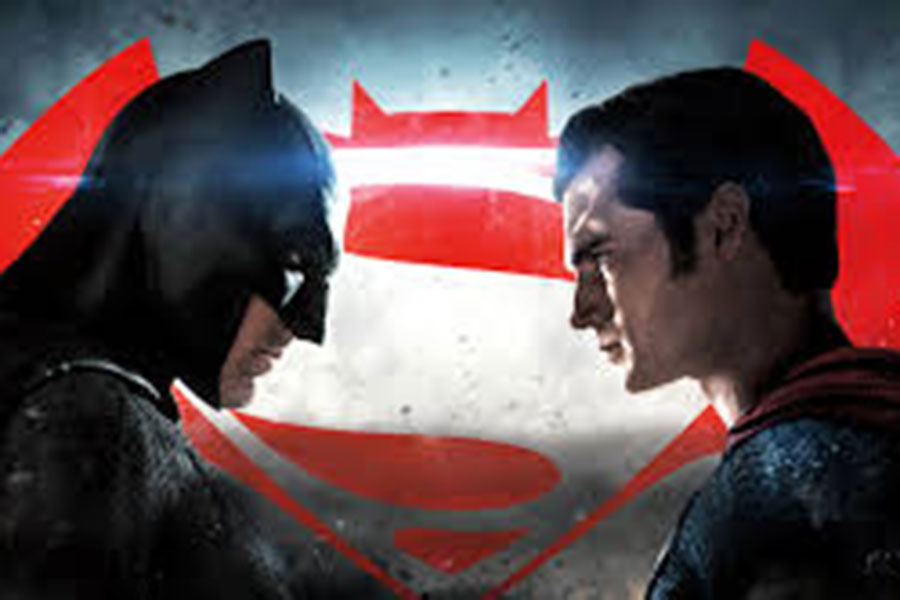 Batman or Superman? Choose your side.