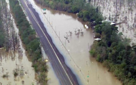 Historic Flooding Hits SETX and Louisiana
