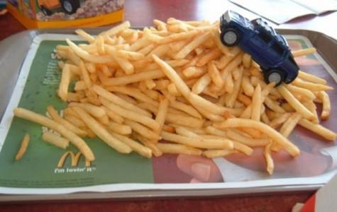 McDonald's announces new unlimited fries