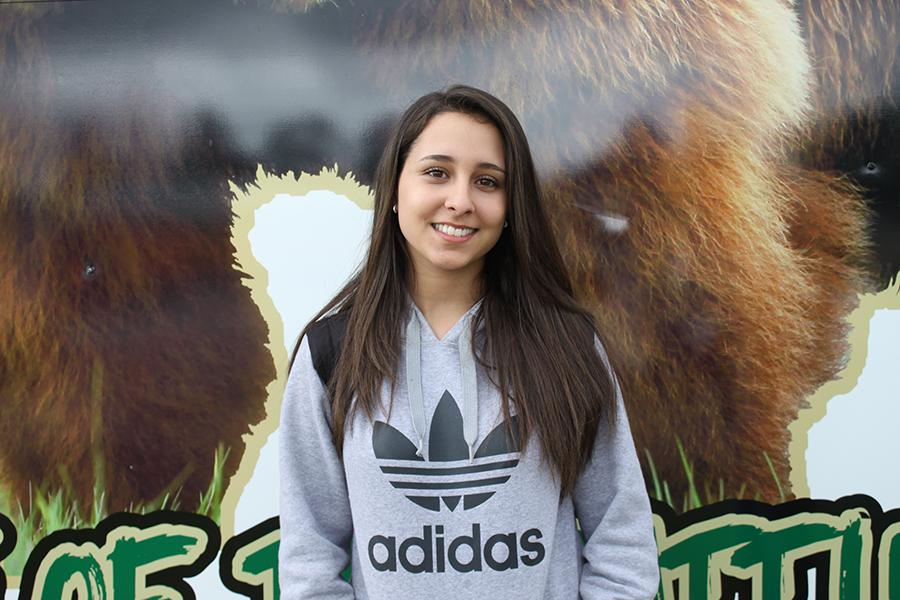 Paula Gomez is from Spain and has enjoyed her time at LCM.