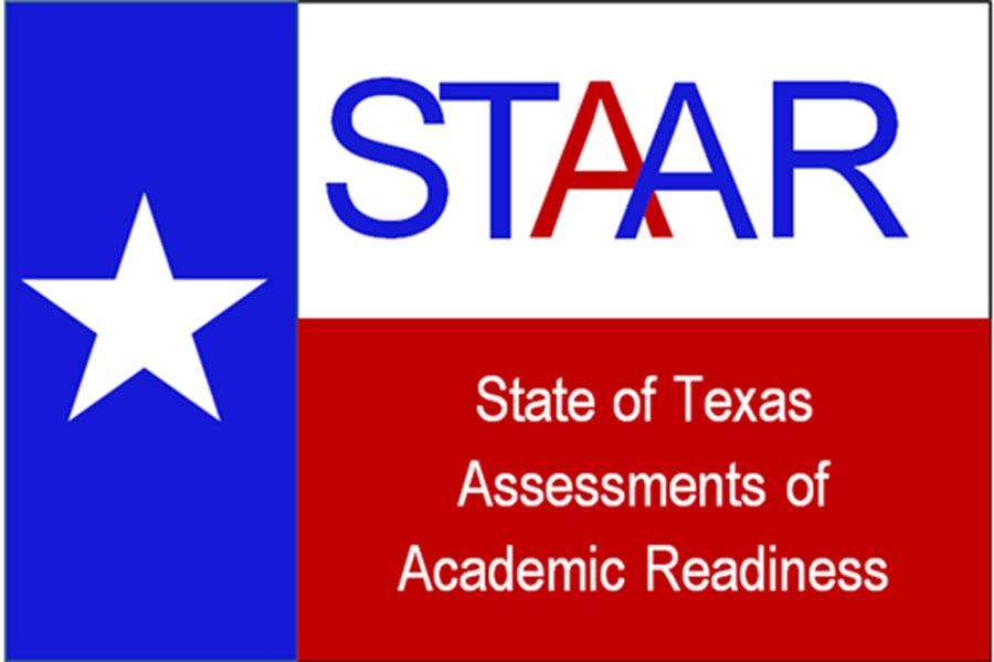 STAAR testing begins May 3-5.