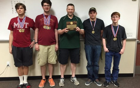 UIL Academics places second at Regionals
