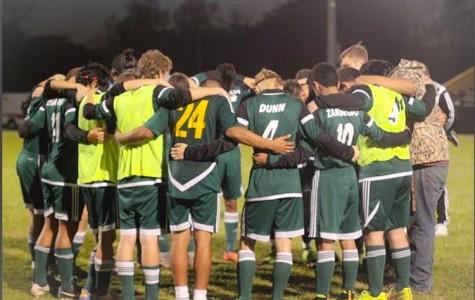 Bear Soccer ends season in third round