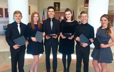 UIL Academic team wins big at District