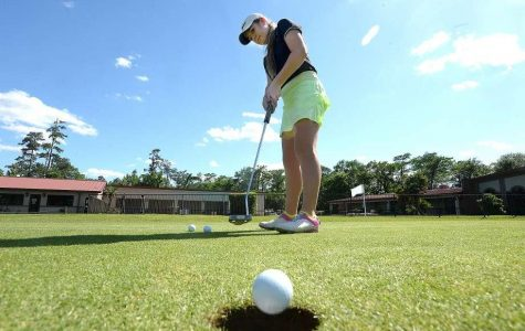 Senior places fourth at State golf tournament