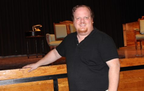 New theatre director takes over
