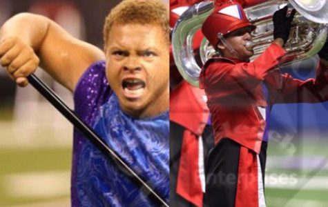 Students pursue drum corps dreams