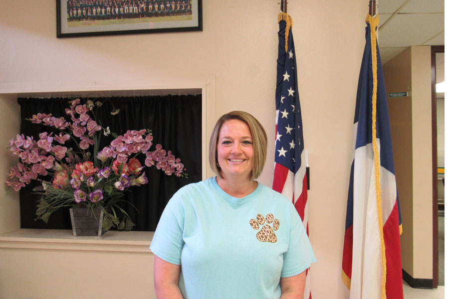 Stacy Roy becomes new receptionist at LCM.