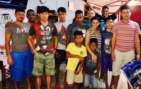 Healing hearts in Honduras