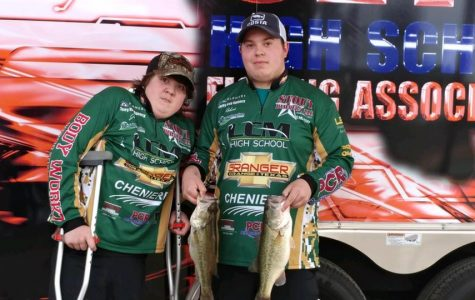 Bass team prepares for tournament