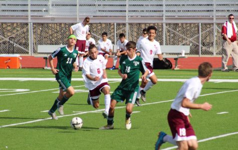Soccer team sets ambitious goals